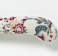 Knife, handle of porcelain (soft-paste)