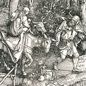 Albrecht Dürer, 'The Flight into Egypt'