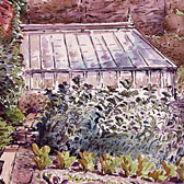Beatrix Potter, 'Sketch of a greenhouse'