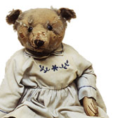 Teddy Bear, about 1905. Museum no. MISC.566-1984