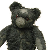 'Blackie', Teddy Bear