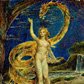 William Blake, 'Eve tempted by the serpent'