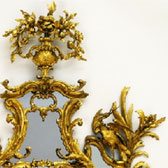 Mirror, after Thomas Chippendale