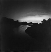 Robert Adams, 'The South Platte River