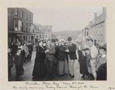"Sir Benjamin Stone, 'Helston ""Flora Day"". The early morning ""Furry Dance"" through the Town. 1901'. Museum no. E.1888-2000"