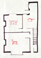 Robert Heritage, Series of design drawings for a house