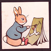 Peter Rabbit's Painting Book, Frederick Warne