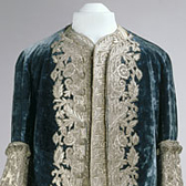 Coat and waistcoat worn by Peter II, 1727–1730