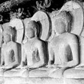 Row of statues , Ellora