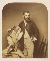 Photograph of Richard Ansdell, by William Henry Lake Price