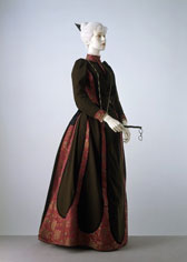 Dress, C.F. Worth