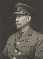 Portrait of General Smuts, F. Hollyer
