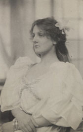 Photograph of Princess Colonna, Frederick Hollyer