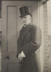 Photograph of Baron Welby, Frederick Hollyer