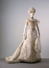 Evening dress, Maison Laferriere
