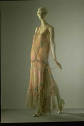 Evening dress, Callot Soeurs