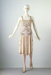 'Byzance' evening dress, J. Patou