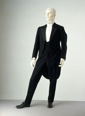 Evening dress suit, Charles Wallis Ltd.