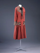 Day dress, P. Poiret