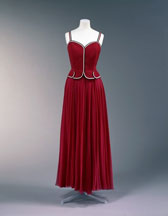 Evening dress, Gabrielle 'Coco' Chanel