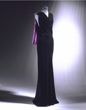 Evening dress, M. Vionnet