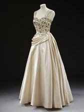 Evening dress, Victor Stiebel