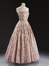 Evening dress, Worth London