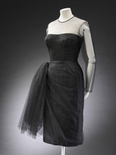 Cocktail dress, Mme. Grès