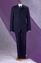 Suit, Bernard Weatherill