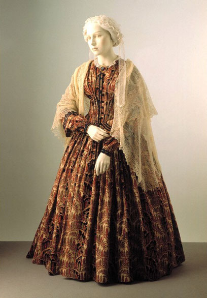 History of Fashion 1840 - 1900 - Victoria and Albert Museum