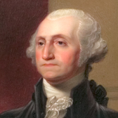 George Washington. Museum no. Loan:Gilbert.230-2008