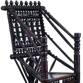 Wells Antiquarian Chair, Mr. Kensett