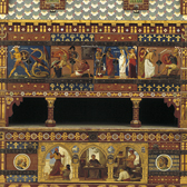 The Yatman Cabinet, William Burges