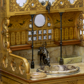 Vita Nova Washstand, William Burges