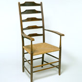 Armchair designed by Smith and Brewer, England