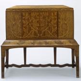 Cabinet by Morris & Co, England