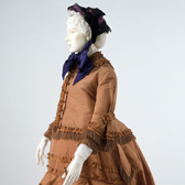 Dress and jacket ensemble, England