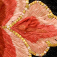 Embroidered banner borders