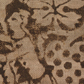 Fragment of printed linen, 1350–1400. Museum no. 1745-1888