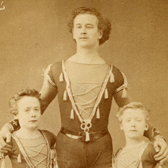 Family of acrobats