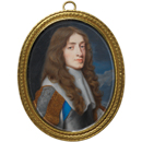 Samuel Cooper, portrait of James II, when Duke of York