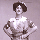Dorothy Ward as Principal Boy