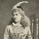 Miss Maud Boyd as Robin Hood