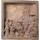 Relief, 'The Martydom of Franciscan Friars'
