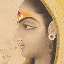 A Rajput princess