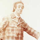 Dan Leno as Idle Jack in 'Dick Whittington'
