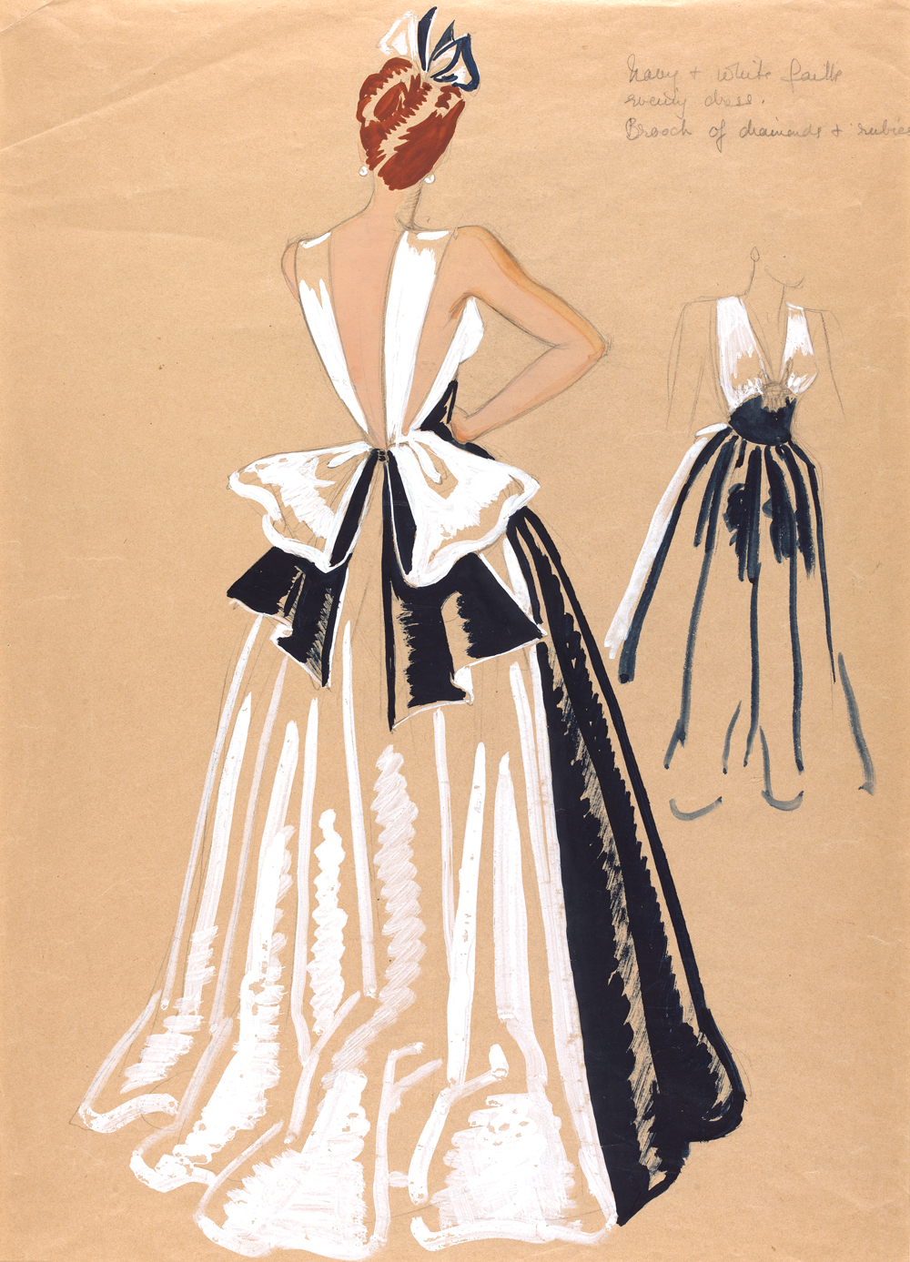Fashion Drawing and Illustration in the 20th Century - Victoria ...