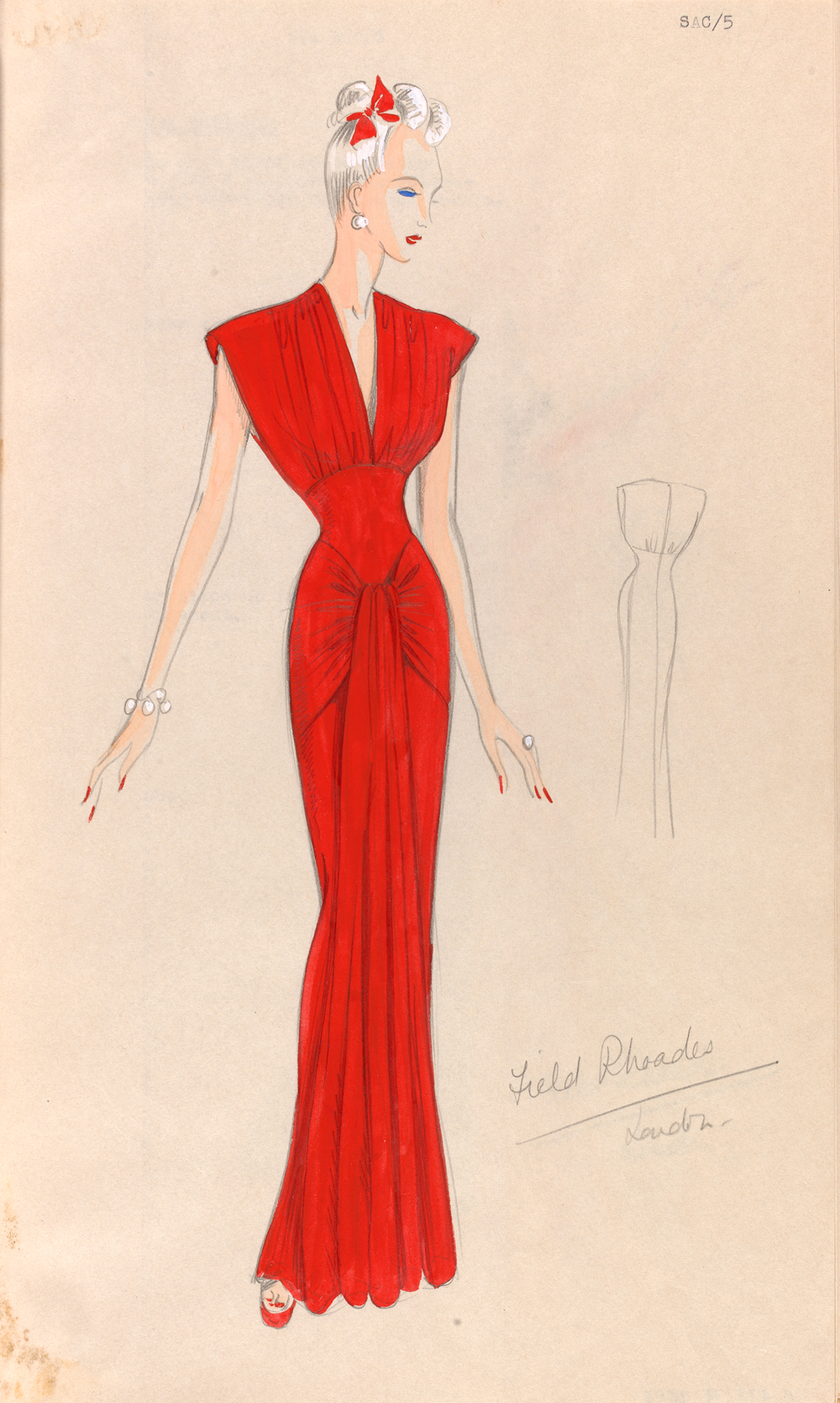 f66837d6797f5 Fashion Drawing and Illustration in the 20th Century - Victoria and ...