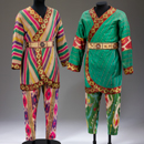 Costumes for Polovtsian Warriors in Prince Igor