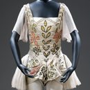 Costume worn by Alice Nikitina as Flore in Zéphyre et Flore